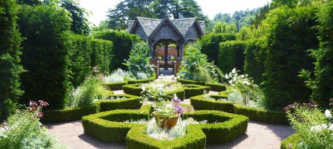 The Gardens of Hampton Court Today