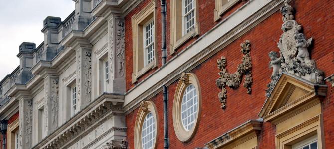Acquisition and Rebuilding of Hampton Court